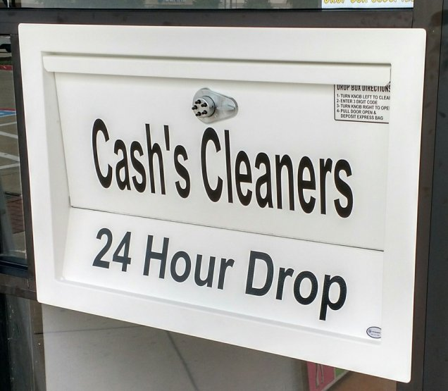 24 hour drop box available