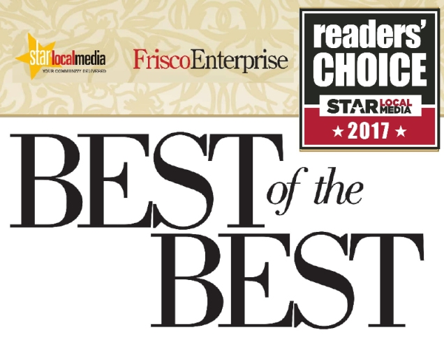 2017 Frisco Style Best of the Best